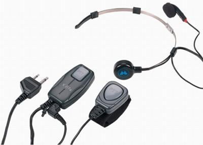 Laringofono con Auricolare X07