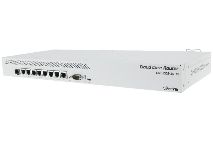 Cloud core series 1009 mikrotik