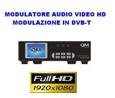 Modulatore NEW DVB-T FULL HD HDMI+AV
