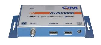 Modulatore DVB-T FULL HD HDMI Lopp Bluetooth