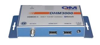 Modulatore DVB-T FULL HD HDMI Lopp Bluetooth