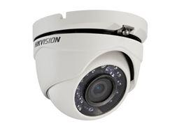 Telecamera MinidomeTurbo HD-TVI 720P di tipo Day&Night con filtro IR meccanico, in contenitore per esterno IP66 illuminatore IR