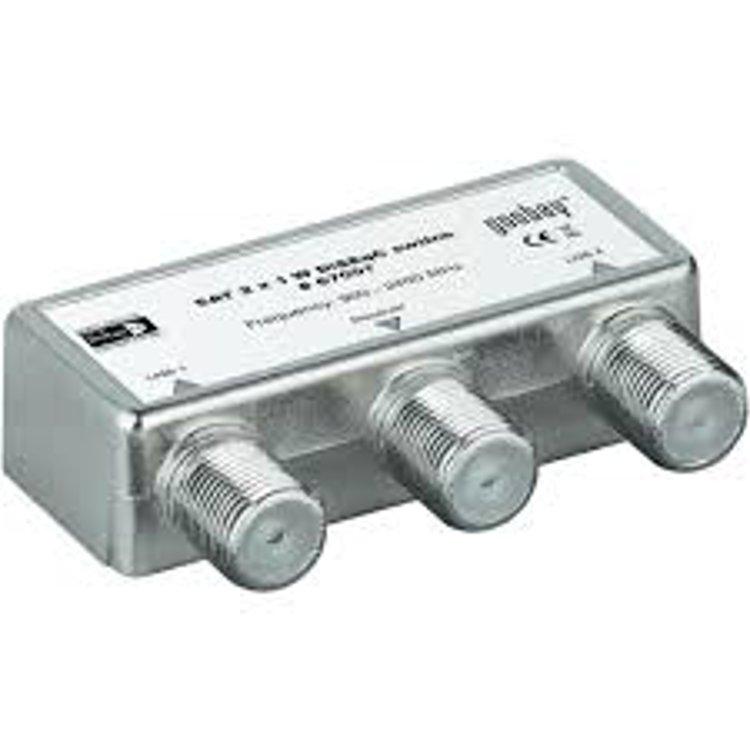 Switch DiSEqC 1.0 per 2 LNB esterno