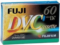 Videocassetta MiniDV DVC E-060