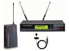 Kit Trasmettitore da tasca EW300 630-662MHz + microfono a clip ME4 + Ricevitore Base EM300 630-662MHz