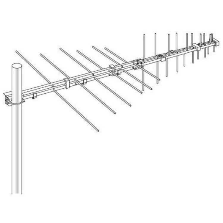 Antenna Log COMBI OV III/IV/V 5:6,5dB 21:60 (LTE FREE)
