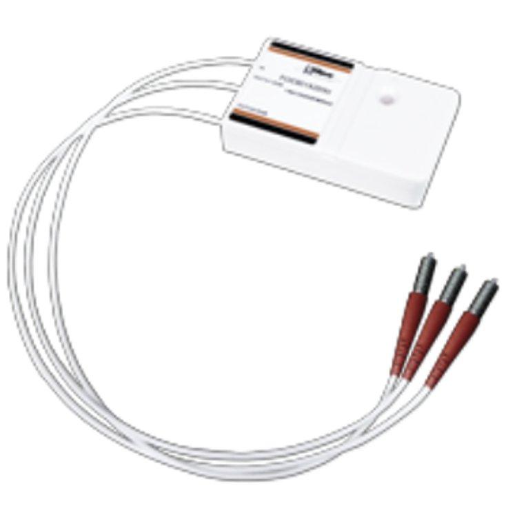 Splitter F.O. 3 vie con 30cm fibra preterminata 5M