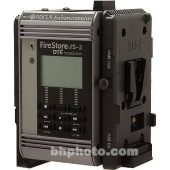 DV Digital Disk Recorder FS-3