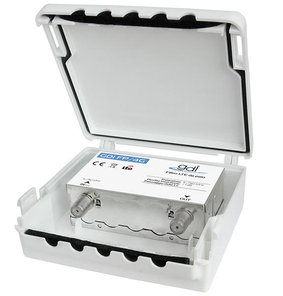 Filtro LTE 4G da Palo 5-790 Mhz GDI