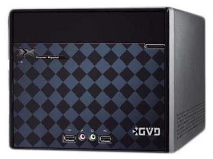 NVR Stand Alone 2 Hard Disk Bay 4GB RAM XP Embedded 12CH IP 3MP
