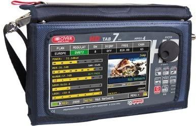Misuratore di campo DVB-T/T2/S/S2/C, LTE e Display 7