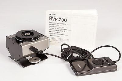 Pan Tilter HVR-200