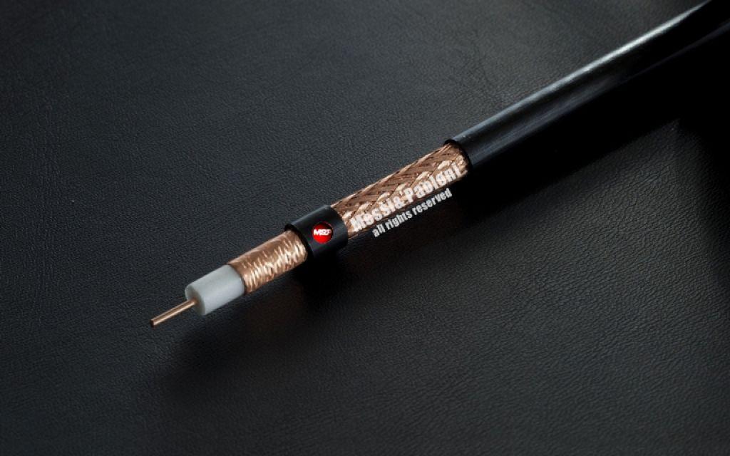 Cavo coax Gas-Inj. Classe A++ 6,8mm PVC/PE x Interramento