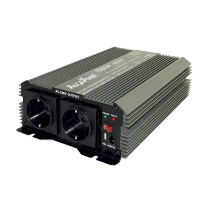 Inverter Soft Stert 300W IN 12v oUT 230v