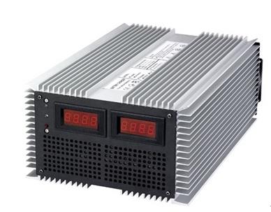 Caricabatteria AC/DC-230V/48V con corrente di carica regolabile da 20A a 60A