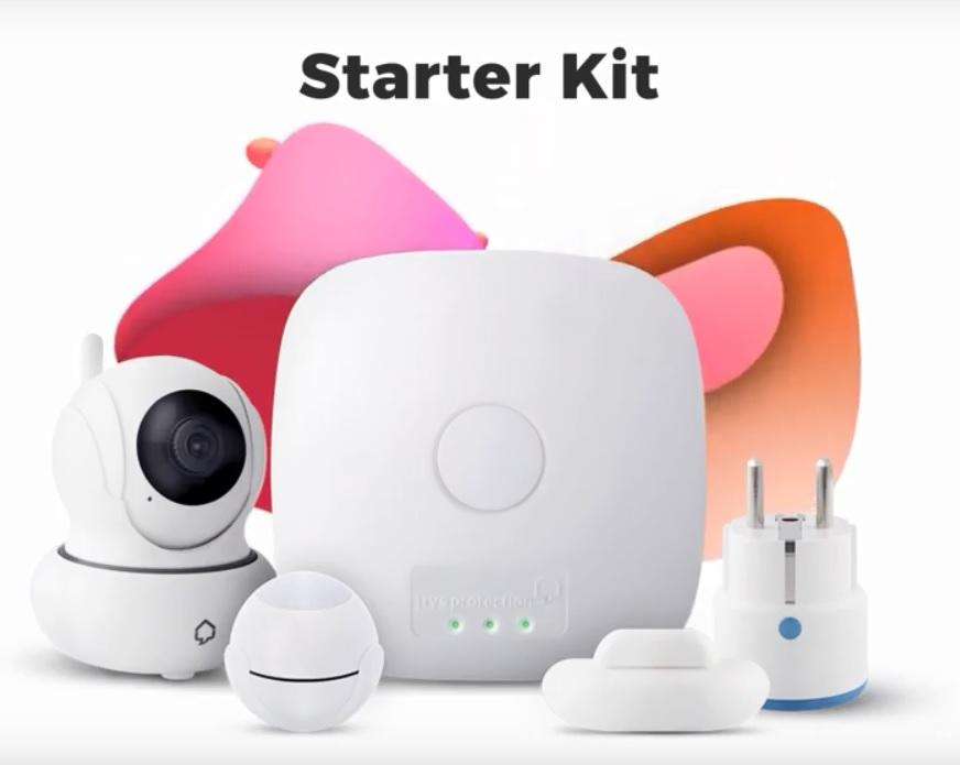 Starter Kit (SA001111+SA001121+SA001131+SA001161)