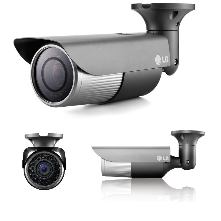 IP Camera Bullet 1,3Mpx onvif & Psia x esterno + IR