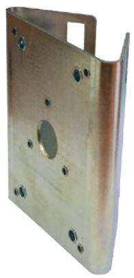 Supporto Universale per fissaggio Telecamere Bullet a palo
