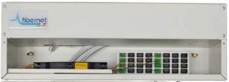 CSOE - Centro Stella Ottico di Edificio - Modulo antenna fino a 16 unità. Con splitter 1x2