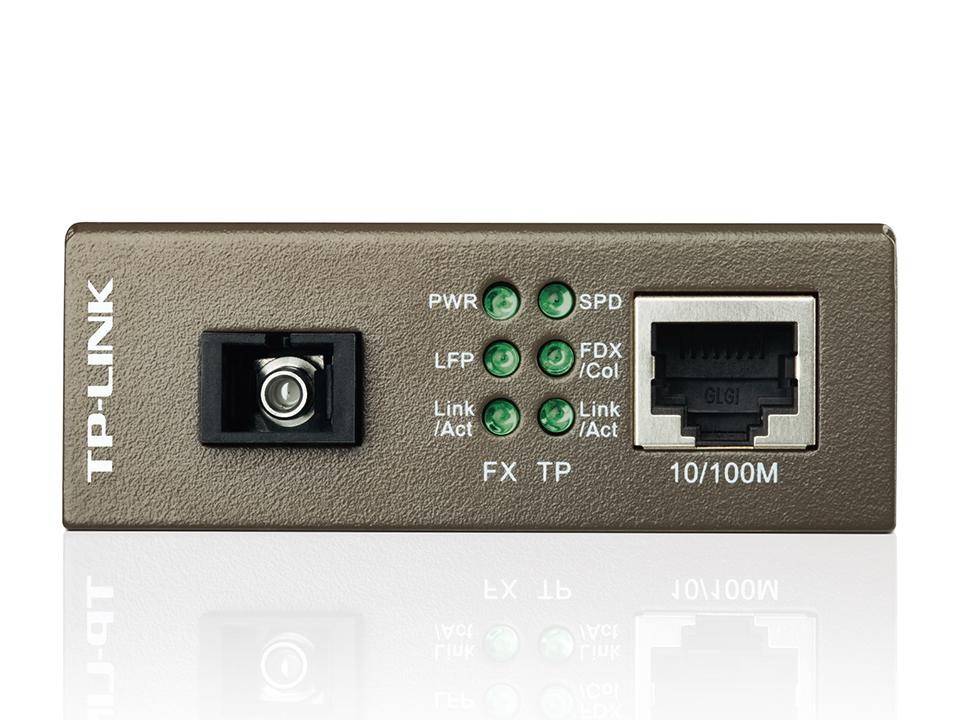 Media Converter WDM Fast Ethernet