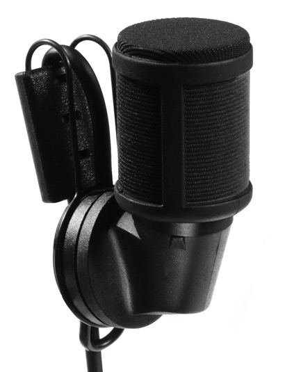 Clip – On Microphone MKE40-P