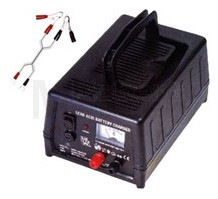 Lead Acid Battery Charger 6/12V 5000mA High Capacity