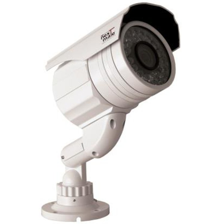 Telecamera Bullet D&N DSP SAMSUNG Winner 5, 600 TVL ; Filtro IR Meccanico; Ottica Varifocal 15~50mm; 12 LED ad alta efficienza portata IR 80 mt; Menu` OSD ; staffa passacavo; /12 Vdc 1,0A IP66