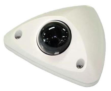 Telecamera FLAT Vandal Dome, HD-SDI, D&N DSP PANASONIC 2,2Mp 1920x1080P FULL HD ed uscita Analogica700TVL, Ottica MegaPixel 3mm fissa.WDR Elettronico, 3D DNR,BLC,HLC,Filtro IR Meccanico, Ottica Varifocal 2,8~10mm; Menù OSD, DIGITAL ZOOM,Alimentazi