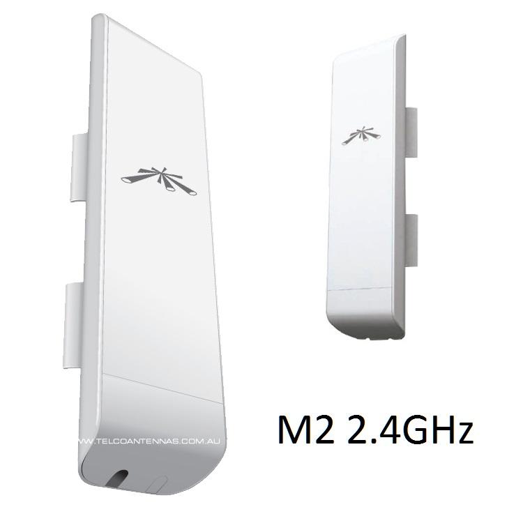AP Ubiquiti Nanostation M2 2.4GHz HiPower 802.11N Airmax TDMA