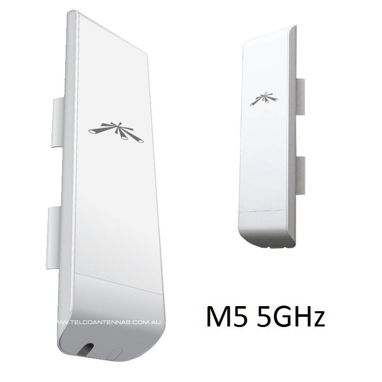 AP Ubiquiti Nanostation M5 5GHz HiPower 802.11N Airmax TDMA