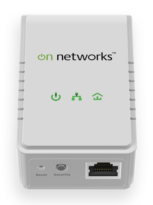 Power Line Ethernet adapter 200Mbit/s OnNetworks