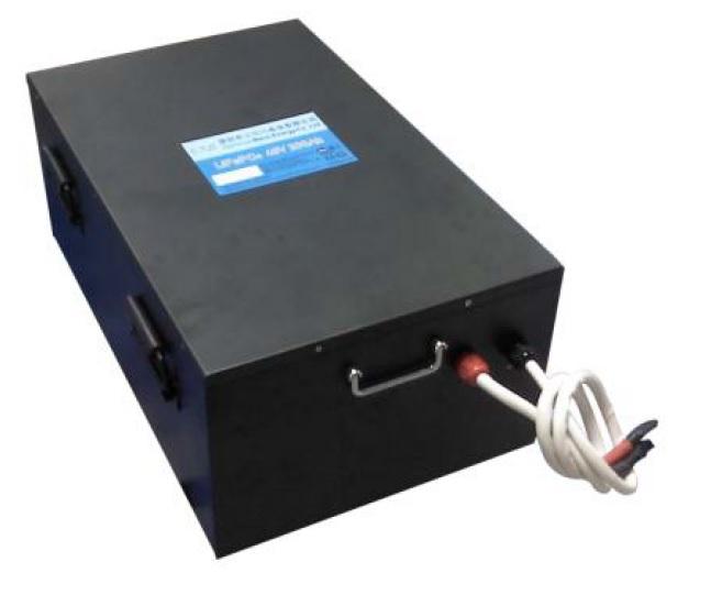 Batteria di accumulo per impianti fotovoltaici tipo LiFePo4 (litio ferro fosfato) da 48V 200Ah