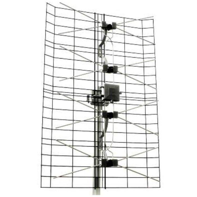 Antenna pannello 4el 21-69