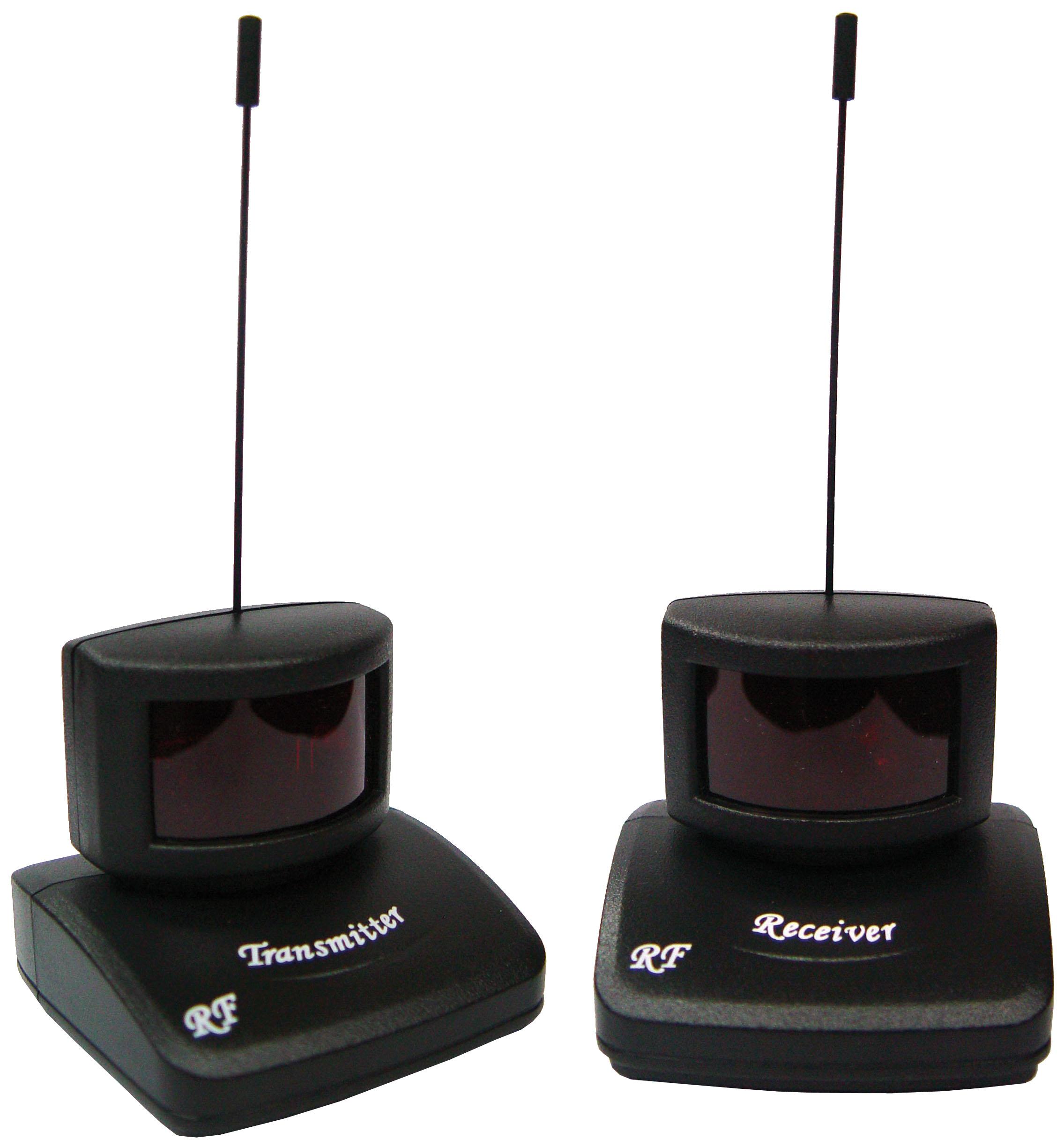 Ripetitore di Telecomando via radio a banda estesa compatibile Sky