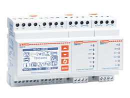 Sistema di protezione di interfaccia (DDI) - Conformi CEI 0-21 edizione giugno 2012 - Per bassa tensione