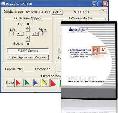 Firewire Scan Converter PPT-100