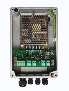 Unità di alimentazione per illuminatore IL300 (o max. 2 illuminatori IL200) W130xH 91xL 265mm