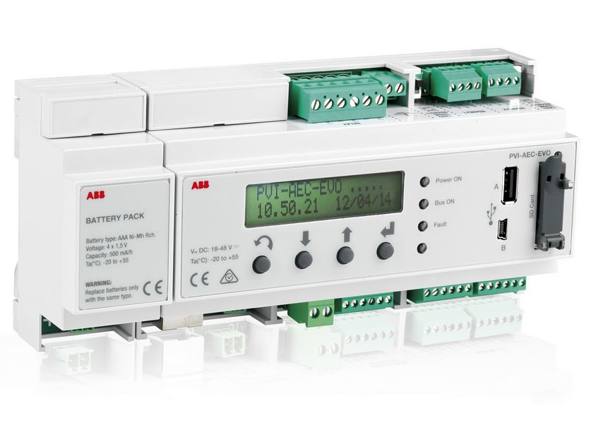 Datalogger per monitoraggio inverter Power One / ABB