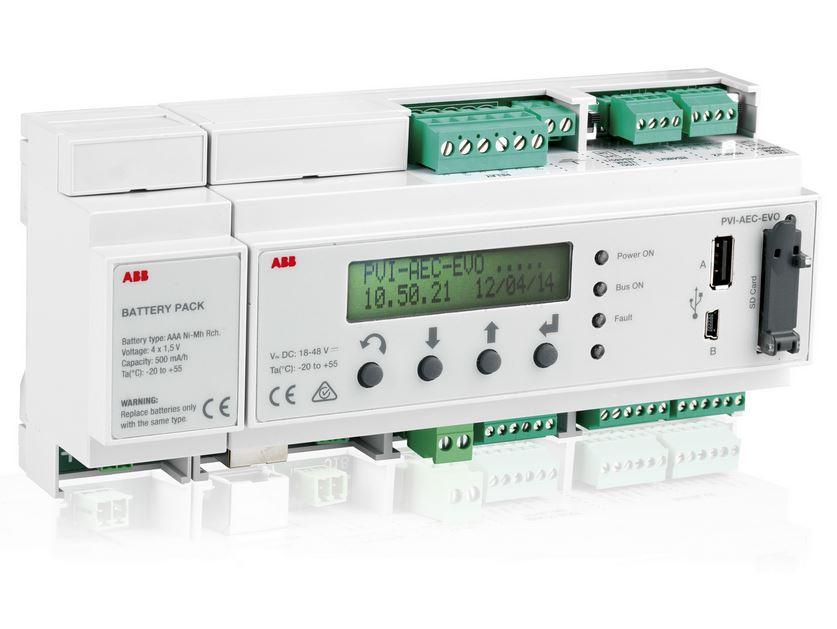 Datalogger per monitoraggio inverter Power One / ABB