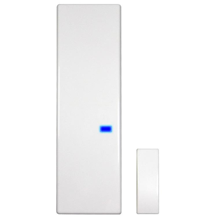 Trasmettitore universale WL bidirezionale contatto magnetico e morsetto, singolo canale WL-Bianco/Marrone
