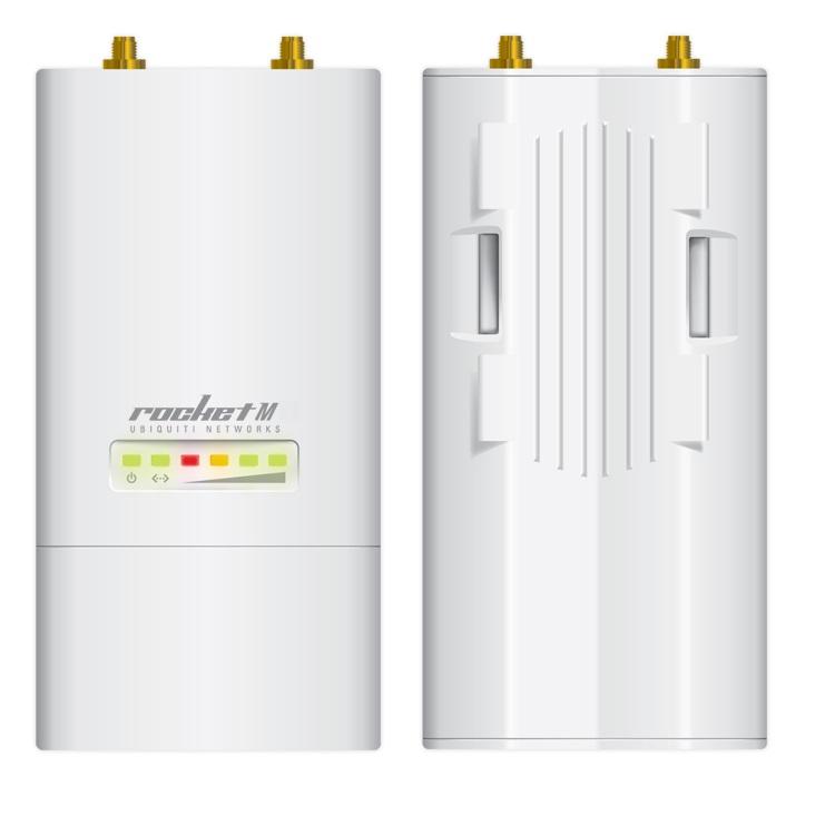 AP Ubiquiti Rocket M5 5GHz, HiPower 802.11N Airmax TDMA 2xRSMA