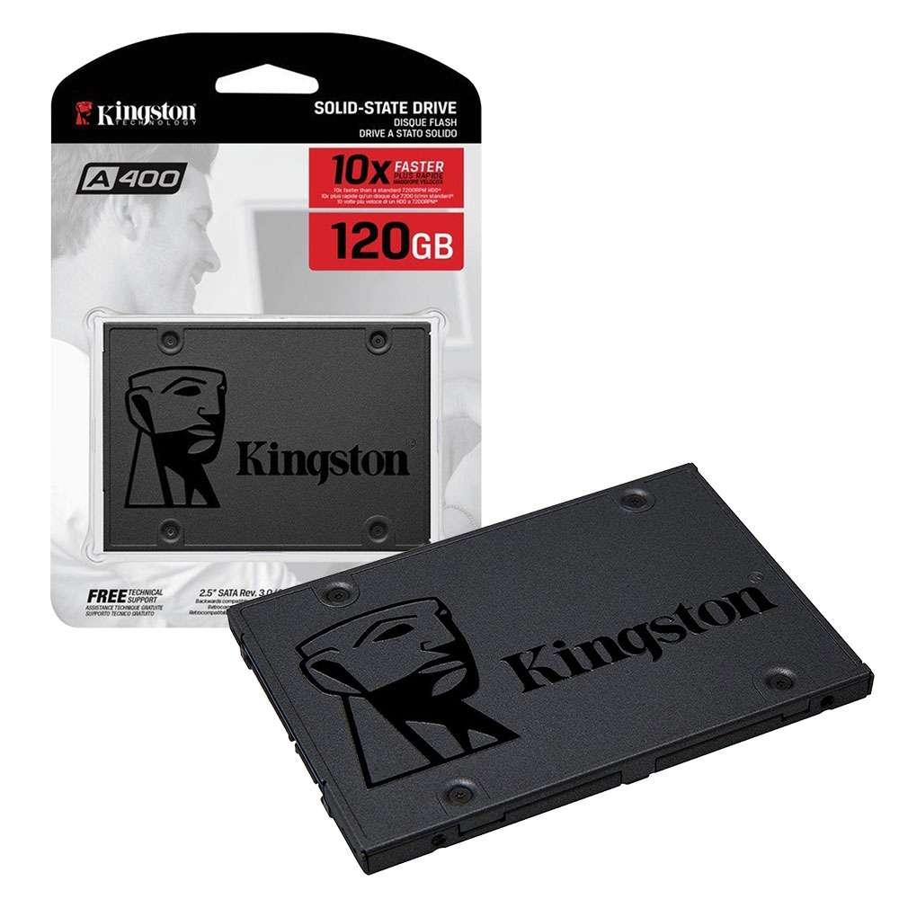 SSD 2,5 120GB SATA III A400