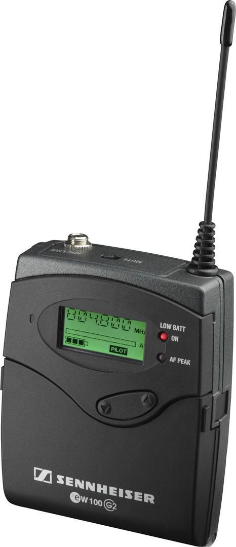 Bodypack Transmitter ew100 SK100G2 786-822MHz