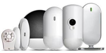 Antifurto wireless e Tvcc Smart Home + 24 mesi cloud