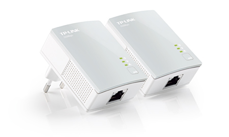 Power Line Ethernet adapter 500Mbit/s nano TP-Link