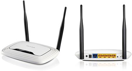 AP / Router WiFi / Range Extender N300