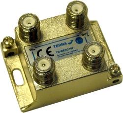 Divisore 2 Vie 5-2400MHz F pressofusione PowerPass