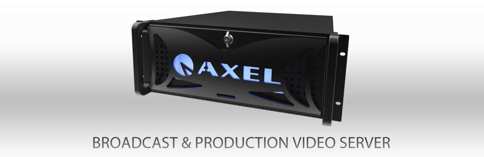 VideoPlayer di contribuzione Multiformato 4Ch Play HD/SDI 2TB